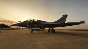 avião de combate do Multi-papel Imagem de Stock