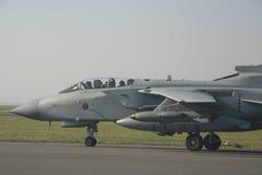 Avião de combate militar Fotografia de Stock Royalty Free