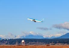 Avião de Korean Air Fotos de Stock Royalty Free