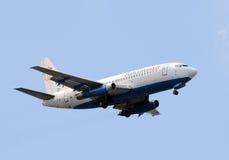 Avião de passagem de Bahamasair Foto de Stock Royalty Free