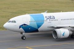 Avião de Sata Imagens de Stock Royalty Free