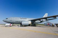 Avião de transporte de Airbus A310 Foto de Stock Royalty Free