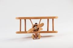 Avião do brinquedo imagem de stock