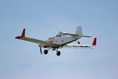 Avião do espanador da colheita Foto de Stock