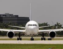 Avião do jato Foto de Stock