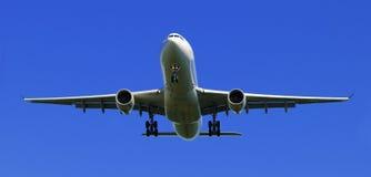 Avião do vôo Imagens de Stock Royalty Free