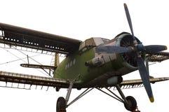 Avião do vintage Imagens de Stock Royalty Free