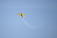 Avião 300 extra de Breitling Imagens de Stock