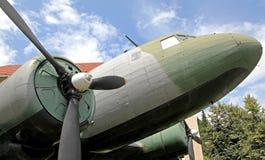 Avião Li-2 Imagem de Stock Royalty Free