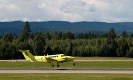 Avião médico Imagens de Stock