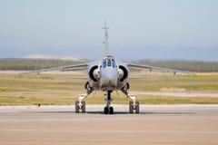 Avião militar Foto de Stock Royalty Free