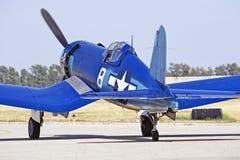 Avião militar do vintage Imagem de Stock