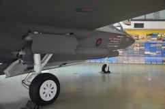 Avião militar F35 Fotos de Stock
