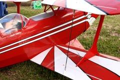 Avião modelo Foto de Stock Royalty Free