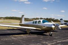 Avião no festival Fotos de Stock Royalty Free