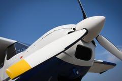 Avião pequeno Imagens de Stock