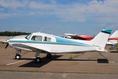 Avião pequeno Imagem de Stock