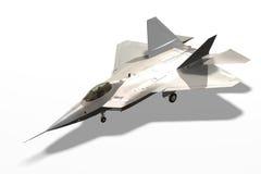 Avião plano Ilustração Stock