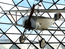 Avião velho imagem de stock