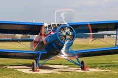 Avião velho Fotos de Stock