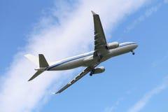 Avión Fotografía de archivo libre de regalías