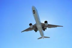 Avión de aire foto de archivo libre de regalías