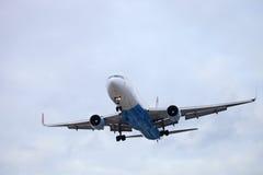 Avión de aire fotografía de archivo libre de regalías