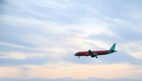 Avión de aire Fotos de archivo
