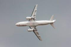 Avión de aire del vuelo Imagen de archivo libre de regalías