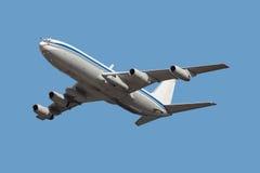 Avión de carga Imágenes de archivo libres de regalías