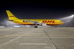 Avión de carga foto de archivo