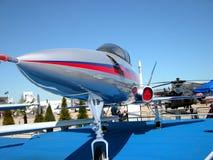 Avión de combate Foto de archivo libre de regalías