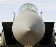 Avión de combate americano Foto de archivo libre de regalías