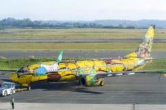 Avión de GOL Airlines Official CBF imagenes de archivo