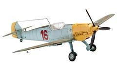 Avión de la guerra Imágenes de archivo libres de regalías