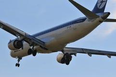 Avión de la PORCIÓN de PLL Fotografía de archivo