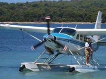 Avión de mar fotos de archivo libres de regalías