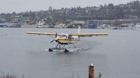Avión de mar de Seattle imagen de archivo