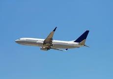Avión de pasajeros foto de archivo libre de regalías