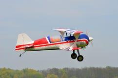 Avión del juguete Fotografía de archivo