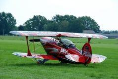 Avión especial del truco de Pitts Imagenes de archivo