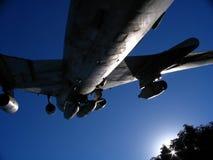 Avión militar 2 imagen de archivo libre de regalías
