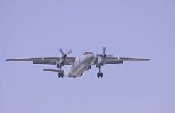 Avión militar Fotografía de archivo