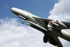 Avión militar Fotos de archivo