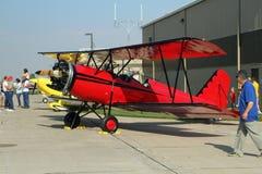 Avión restaurado de Meyers Imágenes de archivo libres de regalías