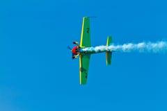 Aviões 300S extra Imagens de Stock Royalty Free