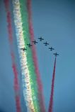 Aviões Aerobatic Fotos de Stock Royalty Free
