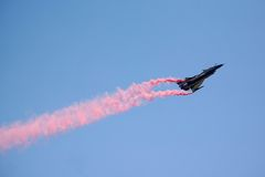 Aviões Aerobatic Imagens de Stock Royalty Free