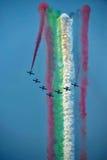 Aviões Aerobatic Fotografia de Stock
