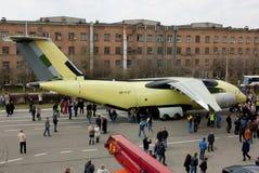 Aviões Antonov An-178 Imagem de Stock
